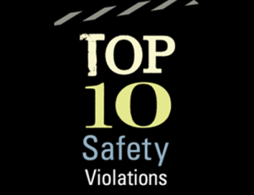 Top 10 Most Violated OSHA Regulations