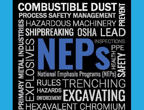 OSHA's National Emphasis Programs