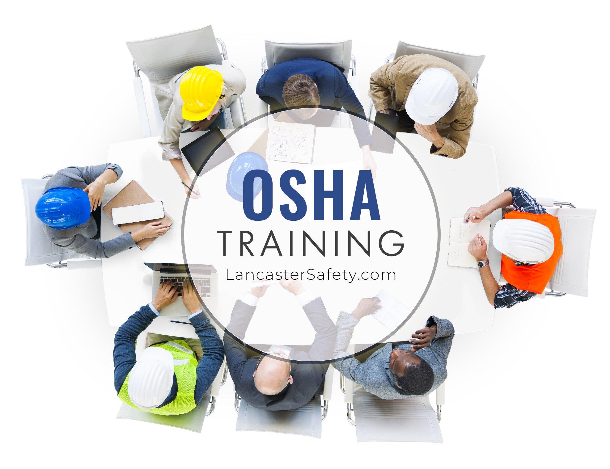 OSHA's Safety Training Requirements